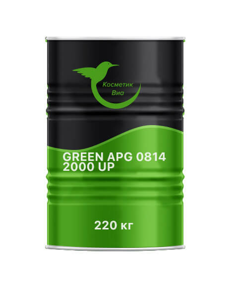 Green APG 0814 2000 UP